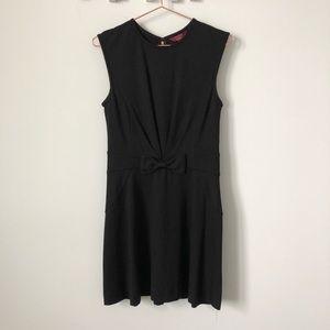 Ted Baker • black bow dress